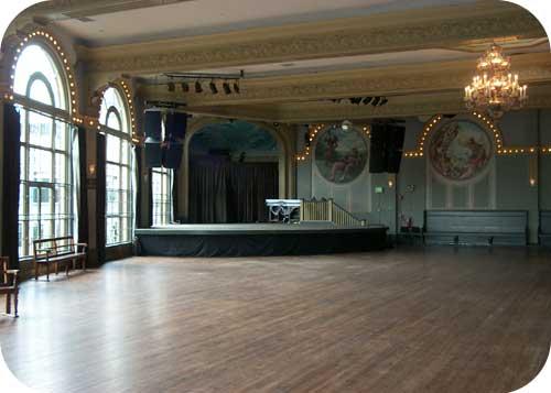 Mcmenamins Crystal Ballroom Tours