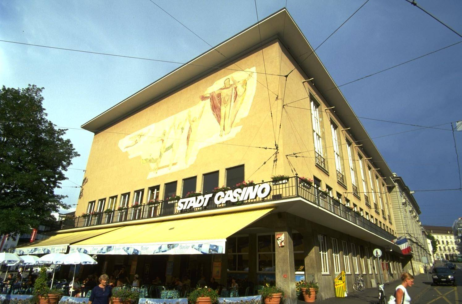 club casino basel
